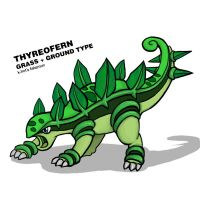 Thyreofern by k-hots