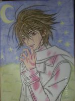 kaname  likking  blood by loverkyo