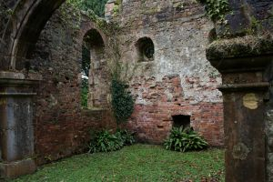 Old Church Ruins Stock 01.. by WelshDragonStockNArt