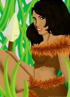 Nidalee by afrazier63