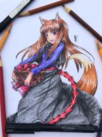 Holo (Spice and Wolf) by Austin-Barnitz