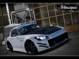 VT Tuning Honda S2000 by FranciscoDesign