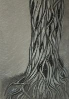 Tangled Tree by WitTea