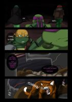 TMNT (fanmade) Same as it never was Aftershock _31 by FleshCreature