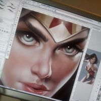 Ww Wip by CrisDelaraArt