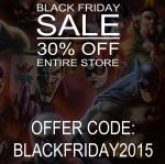Black Friday Sale!!! Ends Tuesday! by pinkhavok