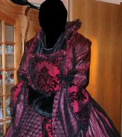 Twillights  Gothic Fursuit Dress with Paws 1 by ASKABANIUM