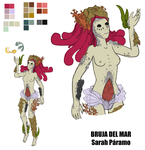 : Bruja COLOR : by SarahBob