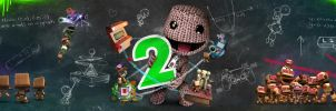 LBP2 Super Mega Wallpaper by metrovinz