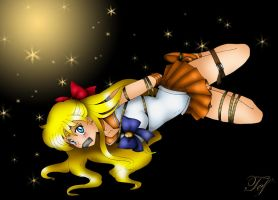 Minako -Sailor Venus- Tied by Artika666