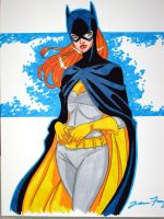 batgirl again by JamieFayX