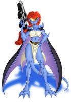 Demona by colouredforpleasure