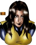 Kitty Pride - ShadowCat by SweetyWhite