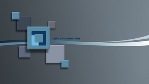 Linux Foundation - The future is open by LiquidSky64