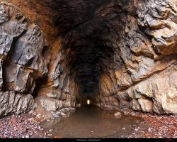 Cooper's Tunnel by Fritzchen-26