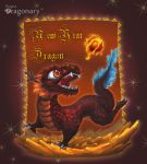 Project Dragonary - Chinese new Year Dragon! by CGlas