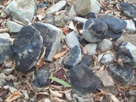 STOCK - Rocks 001 by Chaotic-Oasis-Stock