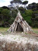 Driftwood Wigwam_2 by 1Rabbit