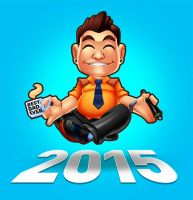 Let's Go 2015! by LanotDesign