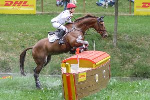 3DE Cross Country Water Obstacle Series XIII/8 by LuDa-Stock