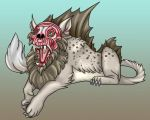 Fang the Krenshar by Nine-Tailed-Fox