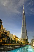 The Burj 1 by uaeprof