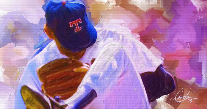 Nolan Ryan by toddworld