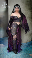 Liliana Vess Cosplay by DustbunnyCosplay
