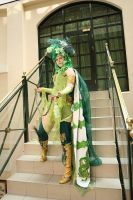 Rydia of the Mist by Kaitou-voler