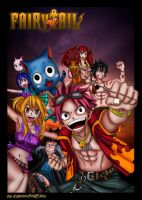 Fairy Tail - Fantasia by Ac-e