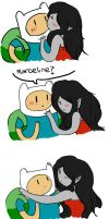 finn and marcelin pt 2 by rainbowmostacho