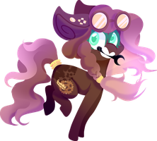 Commission: sugarhoovies (+SPEEDPAINT) by OliveCow