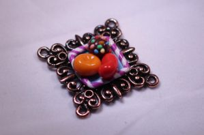 Candy Crush Saga Square Charm by XiaoMai0703