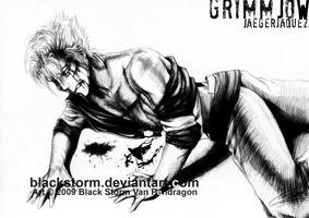 BLEACH: Get up GRIMMJOW 2 by blackstorm