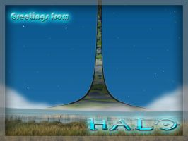 Greetings from Halo xD by melvin-m