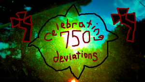 750th Deviation. by TheSkull31
