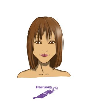 Front girl by Harmony-or