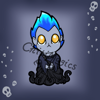 Disney Villains - Hades by ChibiMagics