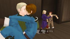 APH- Romano Does Not Approve by SaziSkylion