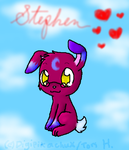 Stephen again :3 by DigiPikachuX
