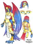 Horus Goddess - reference by Horus-Goddess