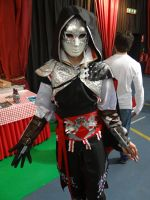 Assassin's Creed - Mantova Comics 2013 by Groucho91