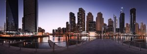 Panoramic Marina 2 by almiller