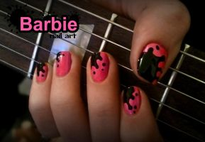 Grunge Nails by BarbieNailArt