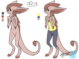 Iris ref by PhantomCat