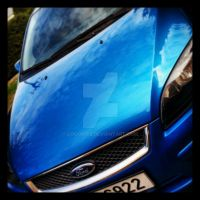 my blue heaven on the road by logopics