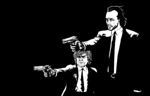 A Song of Pulp and Fiction by ViolentQuiche