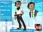 SC: Raymont Gale by ContradictingCats