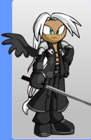 Gen8's Doll Maker Sephiroth by Soldier1rsZackFair