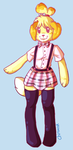 Isabelle by Chimaerok